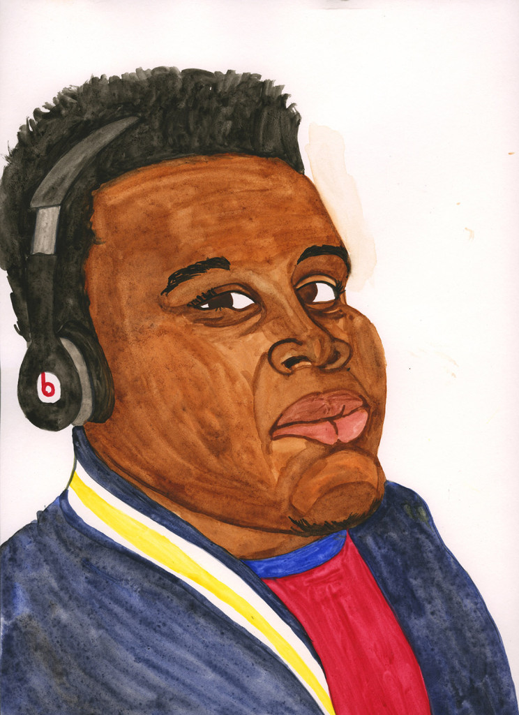 Michael Brown, shot and killed by police in Ferguson, MO